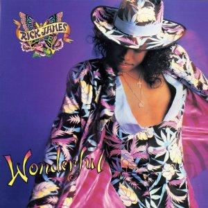 Album Wonderful from Rick James
