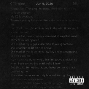 Album Snow On Tha Bluff from J. Cole