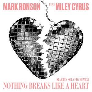 อัลบัม Nothing Breaks Like a Heart (Martin Solveig Remix) ศิลปิน Mark Ronson