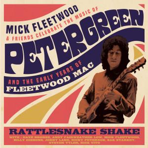 Steven Tyler的專輯Rattlesnake Shake (with Steven Tyler & Billy Gibbons) (Live from The London Palladium)