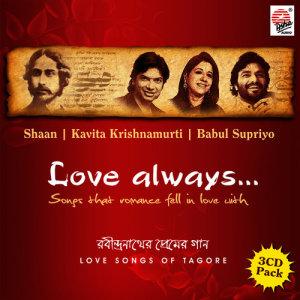 Album Love Always from Shaan