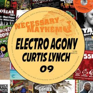 Album Electro Agony from Curtis Lynch