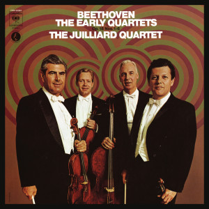 Album Beethoven: The Early Quartets, Op. 18,  Nos. 1 - 6 (Remastered) from Juilliard String Quartet