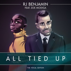 Album All Tied up (The Vocal Edition) from RJ Benjamin