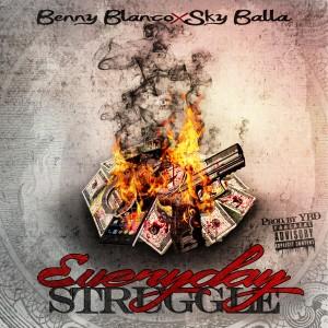 Album Everyday Struggle from Sky Balla