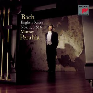 Murray Perahia的專輯Bach:  English Suites Nos. 1, 3 & 6