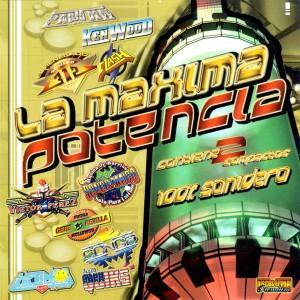 Album La Maxima Potencia (100% Cumbia Sonidera) from Dj Mix