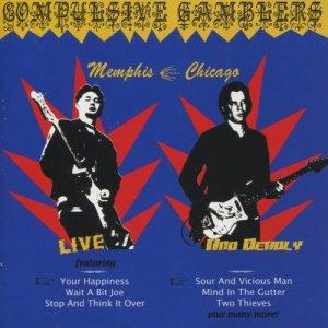 Album Live & Deadly-Memphis/Chicago from Compulsive Gamblers