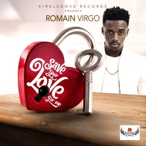 Album Save Your Love for Me from Romain Virgo