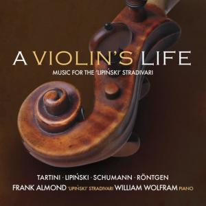 Album A Violin's Life from William Wolfram
