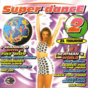 Album Super Dance 2 from The Latin Dance Band