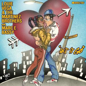 Album Let It Go (with Marc E. Bassy) from Louie Vega