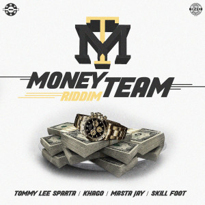Album Money Team Riddim from Various Artists