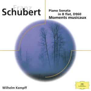 Wilhelm Kempff的專輯Schubert: Piano Sonata in B flat D 960; Moments musicaux D 780