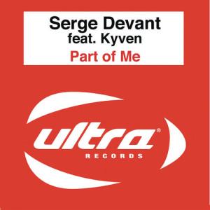 Album Part of Me from Serge Devant
