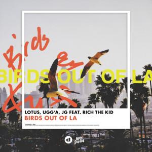 Lotus的專輯Birds out of La