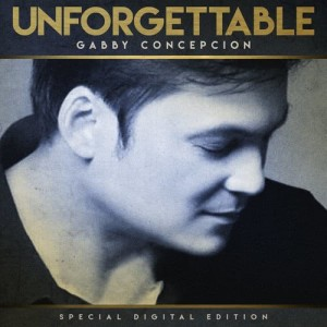 Album Unforgettable from Gabby Concepcion