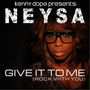 Listen to Give It to Me (Rock with You) (Classic Soulful House Mix) song with lyrics from Kenny Dope