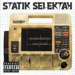 Album Population Control from Statik Selektah