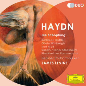Album Haydn: Die Schöpfung from Kurt Moll