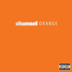 Album channel ORANGE from Frank Ocean
