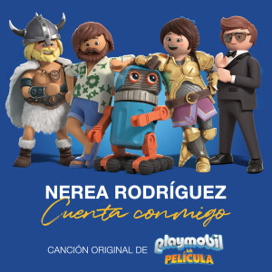 Album Cuenta Conmigo (Run Like The River) from Nerea Rodríguez