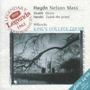 Helen Watts的專輯Haydn: Nelson Mass / Vivaldi: Gloria in D / Handel: Zadok the Priest