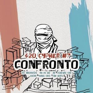 2R的專輯420 Cypher #7: Confronto