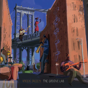 Album The Groove Lab from Roy Hargrove