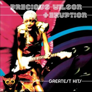 Album Greatest Hits from Eruption