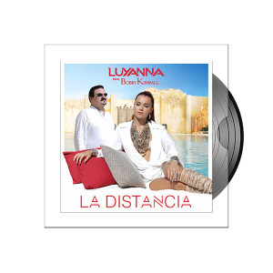 Album La Distancia from Luyanna
