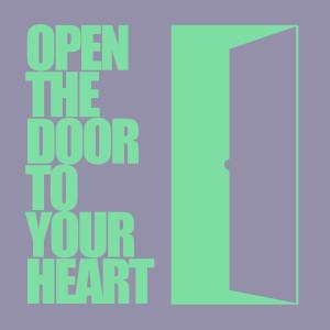 Album Open The Door To Your Heart from Kevin McKay
