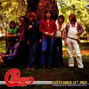 Chicago的專輯September 13, 1969