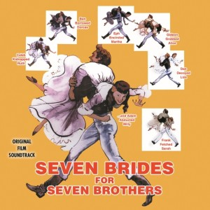 """Listen to June Bride (from """"Seven Brides for Seven Brothers"""") song with lyrics from Virginia Gibson"""