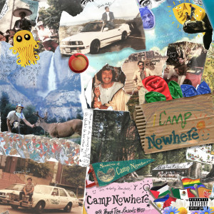 Album Camp Nowhere (Explicit) from Peach Tree Rascals