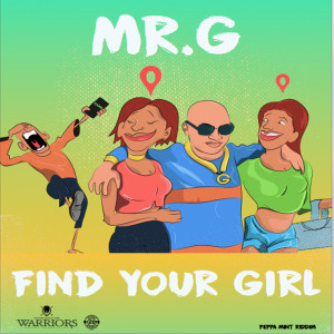 Album Find Your Girl from Mr G