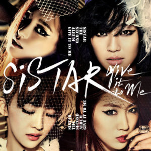 SISTAR的專輯Give It To Me