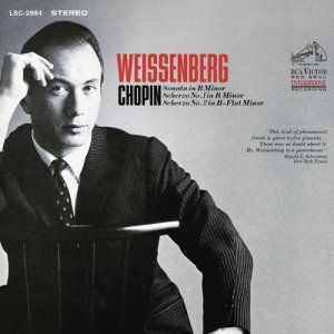 Chopin: Sonata in B Minor, Scherzo No. 1 in B Minor & Scherzo No. 2 in B-Flat Minor