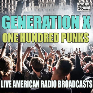 Album One Hundred Punks from Generation x