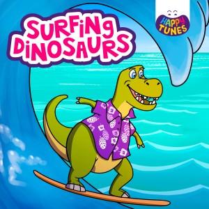 Happy Tunes的專輯Surfing Dinosaurs