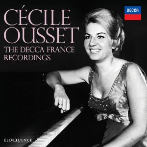Album Cécile Ousset: The Recordings For Decca France from Cecile Ousset
