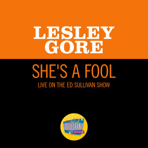 Album She's A Fool from Lesley Gore