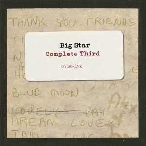 Album Complete Third from Big Star