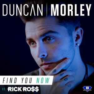 Album Find You Now from Duncan Morley