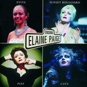 Album Encore from Elaine Paige