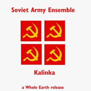 Album Kalinka from The Soviet Army Ensemble