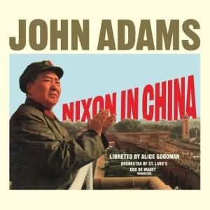 Edo De Waart的專輯Nixon In China
