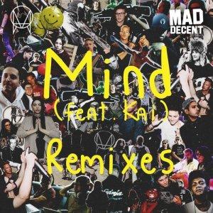 Jack U的專輯Mind (feat. Kai) (Remixes)