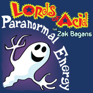 Album Paranormal Energy from Lords Of Acid