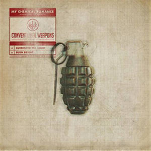 Album Number Five from My Chemical Romance